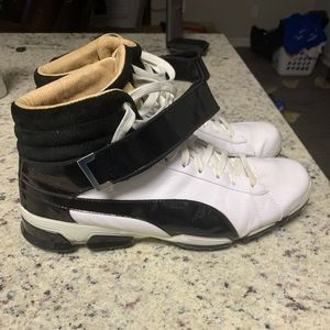 High Top Ignite Golf Shoes - 11.5